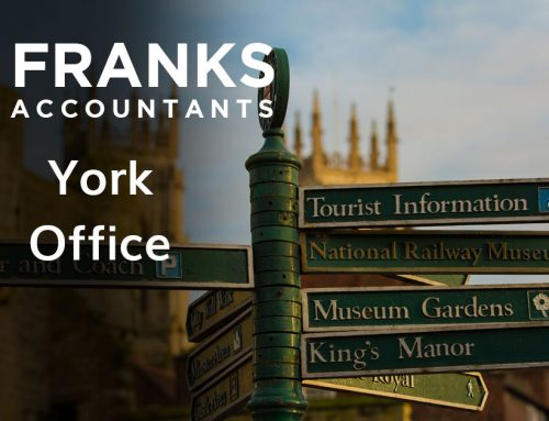 Thanks To Franks! Our York Accountant